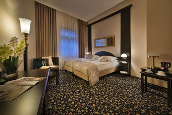 EA Hotel Royal Esprit**** - pokoj Royal Esprit Business Class