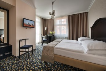 EA Hotel Royal Esprit**** - double room with Prague Old Town View Terrace