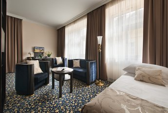 EA Hotel Royal Esprit**** - трехместный номер